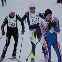 16. Tamsalu-Neeruti Maraton - Alar Reiska (102), Magnus Krusemann (103)