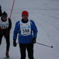 16. Tamsalu-Neeruti Maraton - Andi Piliste (598)