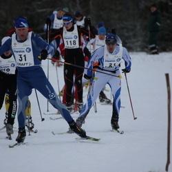 16. Tamsalu-Neeruti Maraton - Rasmus Pind (21), Ago Veilberg (31)