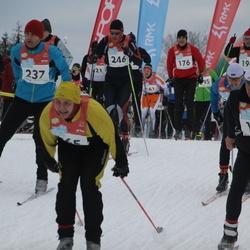 RMK Kõrvemaa Suusamaraton - Boris Skorokhod (197), Priit Kingo (237), Ago Teder (246)