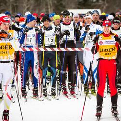 16. Tamsalu-Neeruti Maraton - Andres Kollo (1), Risto Roonet (15), Kristjan Oolo (17), Martten Kaldvee (45), Mets Andre (816)