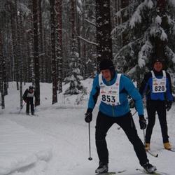 15. Alutaguse Maraton - Arlis Pipenberg (820), Erki Maurus (853)