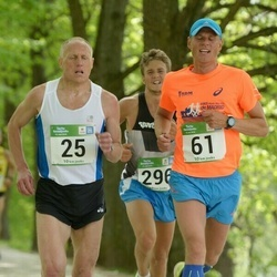 Tartu Kevadjooks - Ago Veilberg (25), Sergo Treufeld (61)
