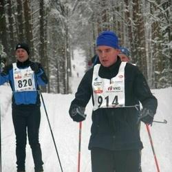 15. Alutaguse Maraton - Arlis Pipenberg (820), Tarvi Karpa (914)