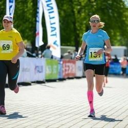 SEB 29. Maijooks - Kadri Kont (69), Annika Veimer (131)