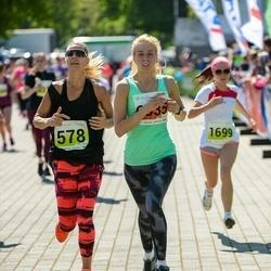 SEB 29. Maijooks - Merit Porila (578), Anna Boltova (6335)