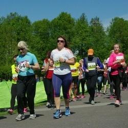 SEB 29. Maijooks - Anu Talu (643), Anneli Vellerind (2632)