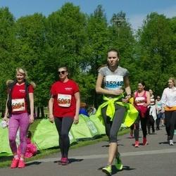 SEB 29. Maijooks - Liis Kiiroja (6063), Pille Habak (6064), Anna Muromskaja (15242)