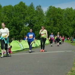 SEB 29. Maijooks - Arlii Kajandi (5433), Agnes Rõžikov (5434), Ilona Trummal (10152)