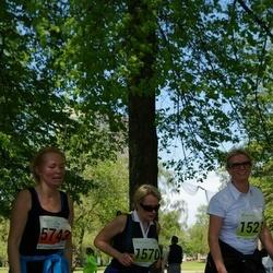 SEB 29. Maijooks - Aali Lilleorg (152), Eve Kitt (1570), Terje Klink (5743)