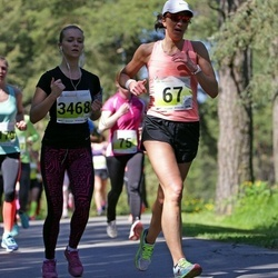 SEB 29. Maijooks - Signe Uibo (67), Anastassija Duplenkova (3468)