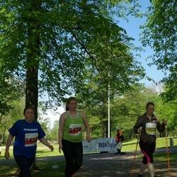 SEB 29. Maijooks - Arlii Kajandi (5433), Agnes Rõžikov (5434), Eveli Rohtoja (10028)