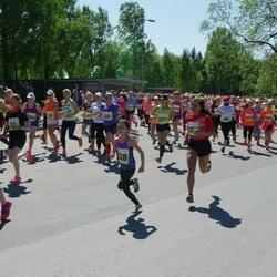 SEB 29. Maijooks - Kristel Vallaste (13), Anastasia Gerassimova (25), Eret Maasing (31), Kai Kalamees (50), Anna Vassilevskaja (2251)