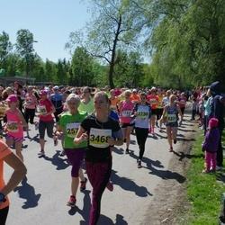 SEB 29. Maijooks - Irina Pakina (2730), Anastassija Duplenkova (3468)