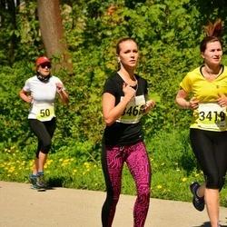 SEB 29. Maijooks - Kai Kalamees (50), Sigrid Turja (3419), Anastassija Duplenkova (3468)