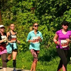 SEB 29. Maijooks - Annely Uukkivi (5225), Egery Kõrva (5262), Maria Nurmik (6118)