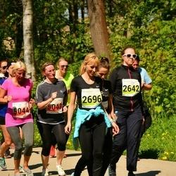 SEB 29. Maijooks - Anu Kägu (2642), Anna Lavrentsova (2696)