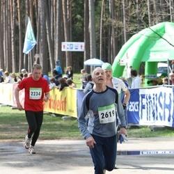 SEB 27. Tartu Jooksumaraton - Janis Kukk (2234), Tõnis Tamm (2619)