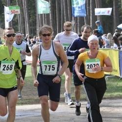 SEB 27. Tartu Jooksumaraton - Aarne Tiit (268), Priit Tasa (775)