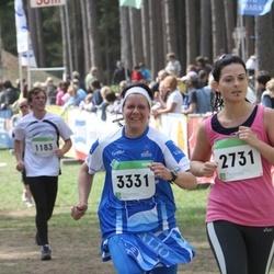 SEB 27. Tartu Jooksumaraton - Margus Soome (1183), Anna Maria Võsu (2731), Tiina Zirnask (3331)