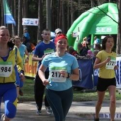 SEB 27. Tartu Jooksumaraton - Kati Kaupmees (2174), Maarja Vipp (2721)