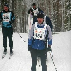 15. Alutaguse Maraton - Priit Lopsik (456), Arnold Kannike (755)