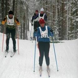 15. Alutaguse Maraton - Hirvo Rannu (518), Björn Puna (1019)