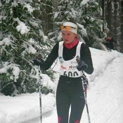 15. Alutaguse Maraton - Anneli Rosin (600)