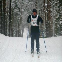 15. Alutaguse Maraton - Aare Külv (1027)
