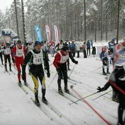 15. Alutaguse Maraton - Raul Villo (185), Artur Rauk (201)