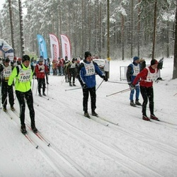 15. Alutaguse Maraton - Andre Luman (770), Andre Zahharov (1008)