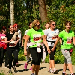 SEB 29. Maijooks - Maarika Luhtoja (5922), Andra Orastu (6000), Svetlana Jabloneva (6021)