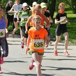SEB 29. Maijooks - Evelin Märtson (32), Anna Maria Raspel (635)