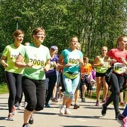 SEB 29. Maijooks - Karin Jaanovits (805), Esther Kukk (1085), Annika Rull (2008)