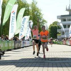 SEB 29. Maijooks - Anna Maria Raspel (635), Kristel Sillaots (3694)