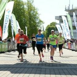 SEB 29. Maijooks - Annika Kraaner (201), Tracy Wenzinger (2393), Julia Seleznjova (3323), Eerika Ristisaar (3693)