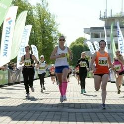 SEB 29. Maijooks - Natalia Dankevits (121), Heleen Maibak (260), Kadi Saar (283), Anna Maria Millend (2271)