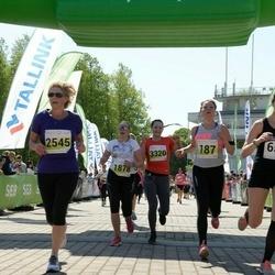 SEB 29. Maijooks - Jelena Smirnova (187), Aino-Silvia Tali (654), Ingrit Lepasild (2545), Anastasia Jevdokimova (3320)