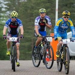 2. Alutaguse Rattamaraton - Caspar Austa (5), Urmas Pungar (33), Andris Pikkat (211)