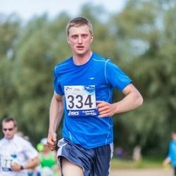 45. jooks ümber Harku järve - Artur Jesse (334)