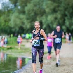 45. jooks ümber Harku järve - Birgitt Lamberg (454)