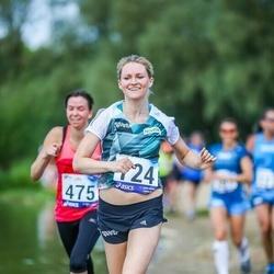 45. jooks ümber Harku järve - Annika Veisson (724)