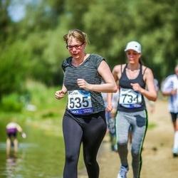 45. jooks ümber Harku järve - Marju Niinemaa (535)