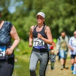 45. jooks ümber Harku järve - Aleksandra Vinogradova (734)