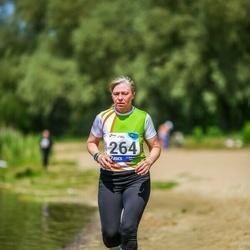 45. jooks ümber Harku järve - Ilme Parik (264)