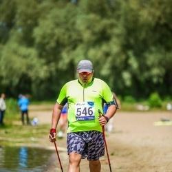 45. jooks ümber Harku järve - Ants Orgulas (546)