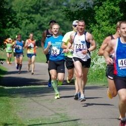 45. jooks ümber Harku järve - Priit Parts (35), Peep Leino (460), Aare Kutsar (781)