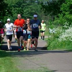 45. jooks ümber Harku järve - Filipp Tšumbarov (47), Allar Ninn (60)