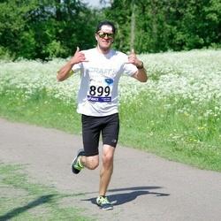 45. jooks ümber Harku järve - Jüri Luhasaar (899)