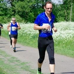 45. jooks ümber Harku järve
